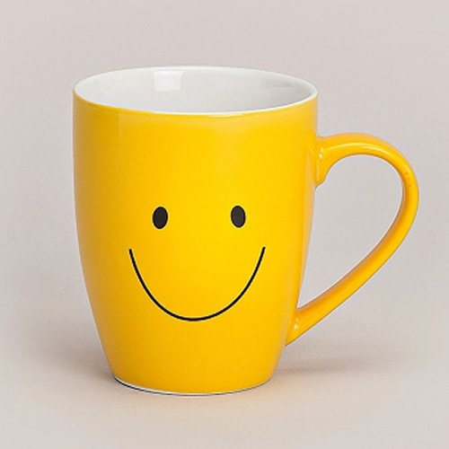 tasse becher smiley. Black Bedroom Furniture Sets. Home Design Ideas